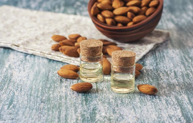 Produkte mit Mandelöl